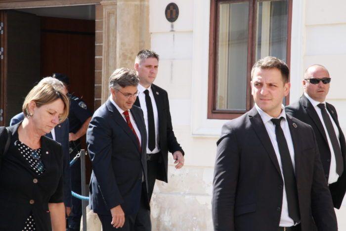 Vlada u četvrtak u Istarskoj županiji, premijer Plenković dolazi u brodogradilište Uljanik