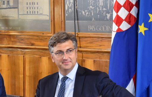 """Plenković: """"Najvažniji je opstanak radnih mjesta u Uljaniku, bitna je budućnost i zato smo danas tu i zato tražimo rješenje"""""""