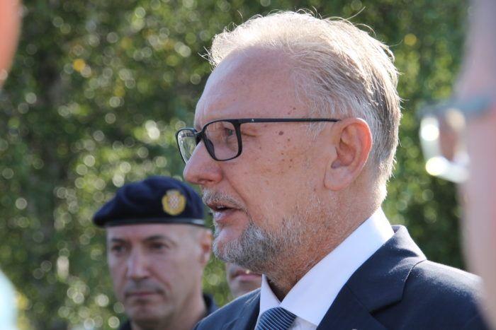 Božinović: Policija je potpuno neovisna i radi sve što treba oko svih kaznenih djela, uključujući i ratne zločine