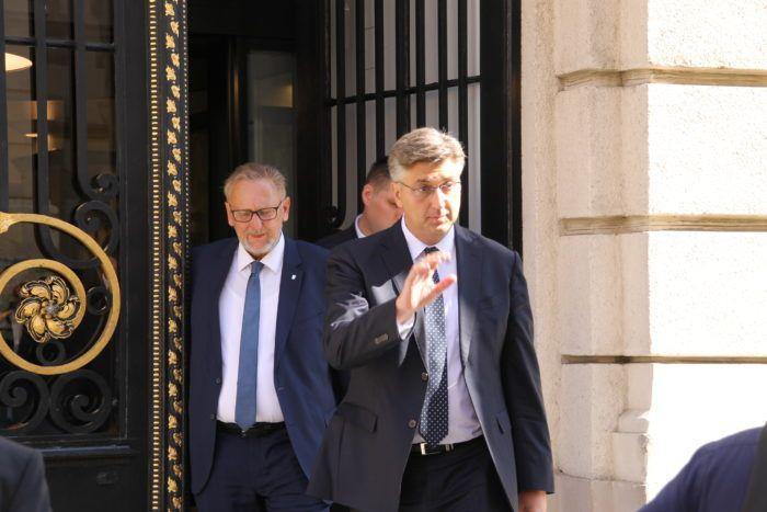 Premijer i šef HDZ-a Plenković: Bilo bi dobro za hrvatsko društvo da imamo kvalitetniju oporbu