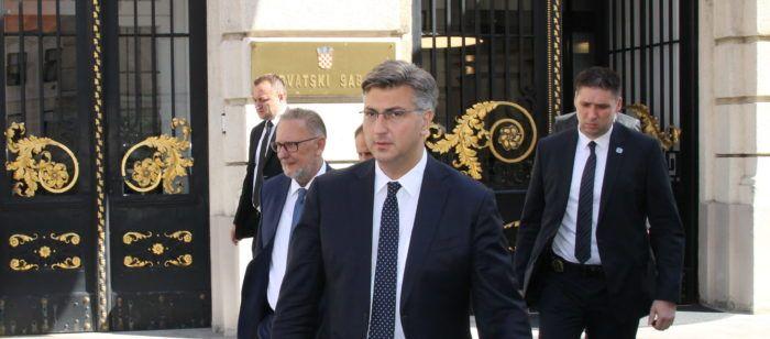 Plenković: Očekujem da nadležna tijela istraže apsolutno sve u aferi 'fabriciranih sms-ova'