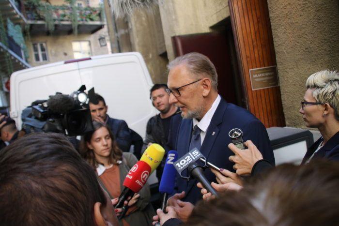 Ministar Božinović: Sirijac koji tvrdi da ga je policija odvojila od kćeri ranije u BiH tražio azil, ali bez djevojčice