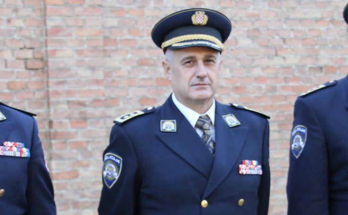 """""""DAN POLICIJE"""" Načelnik Policijske uprave zagrebačke Marko Rašić primio zahvalnicu za nemjerljiv doprinos javnom redu, miru i sigurnosti"""