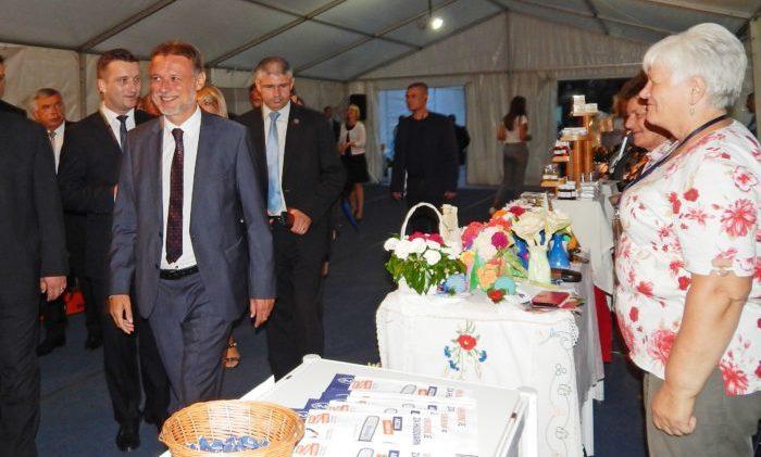 Predsjednik Sabora Jandroković na festivalu u Krapini