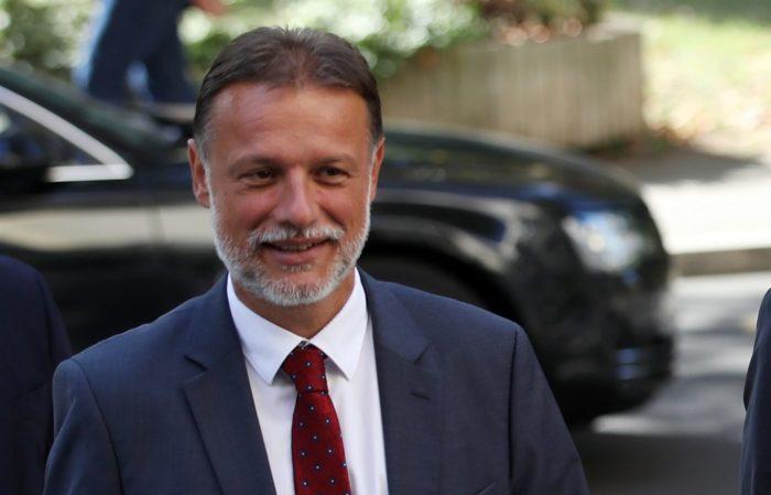"""Jandroković: Ne mogu komentirati istragu u aferi """"SMS"""", time se bave nadležne institucije"""