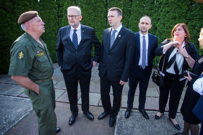 Penava nakon razgovora s Božinovićem ne odustaje od prosvjeda u Vukovaru