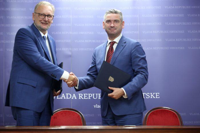"""""""Istarska PU"""" Božinović: Od početka mandata intenzivno radim na poboljšanju uvjeta rada policijskih službenika"""