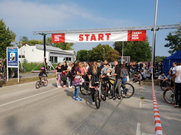 Više od pet tisuća građana sudjelovalo na jarunskom Terry Fox Runu
