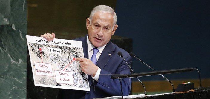 Izraelski premijer Benjamin Netanyahu optužio Iran da krije dokaze o nuklearnom programu