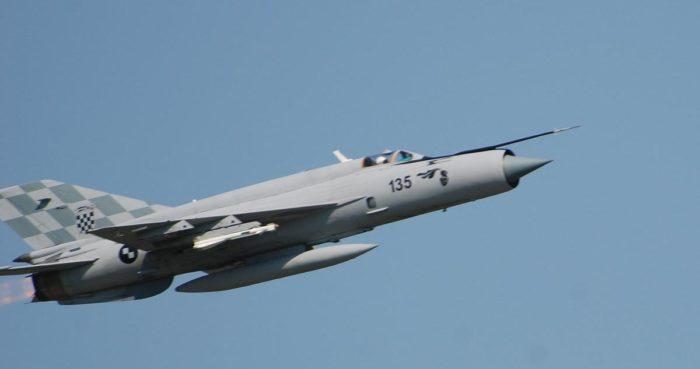 Redovite letačke aktivnosti Hrvatskog ratnog zrakoplovstva