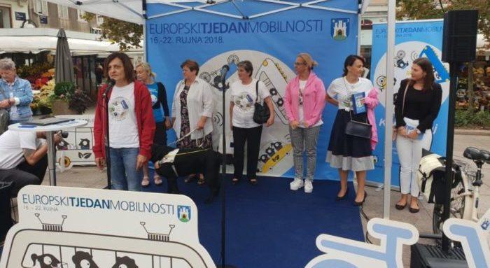 Na Cvjetnom trgu predstavljen program Europskog tjedna mobilnosti