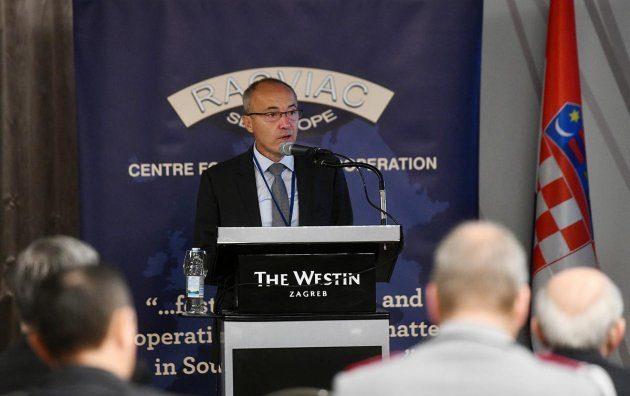 Krstičević otvorio međunarodnu konferenciju o zaštiti kritične infrastrukture