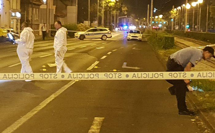 Uhićen još jedan muškarac zbog pucnjave na križanju Vukovarske i Držićeve