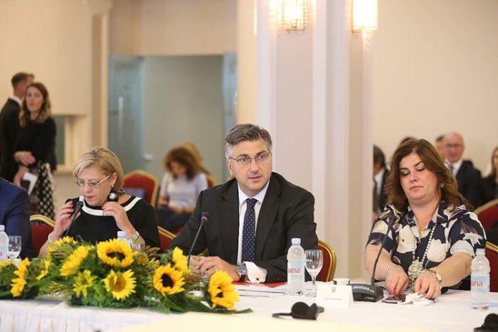 Plenković: Europski novac pridonijet će razvoju Slavonije
