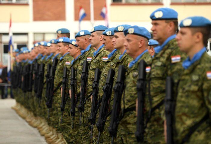 Ispraćen 2. hrvatski kontingent HV-a u operaciju potpore miru u Libanonu – UNIFIL
