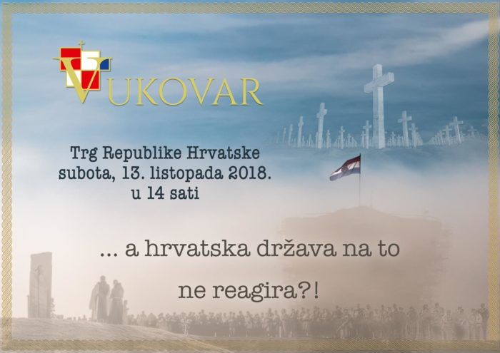 Koordinacija HDZ-a Australije i Novoga Zelanda: Želimo s vama uskliknuti iz svetoga nam Vukovara – Ovo je Hrvatska!
