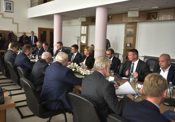 Slavonski Brod- Za što bržu plinofikaciju bosanskobrodske rafinerije