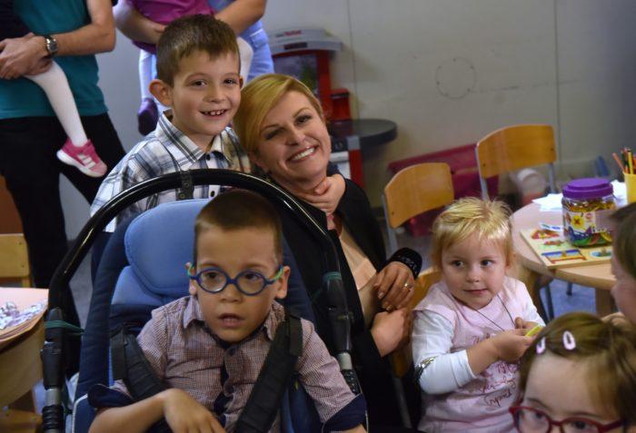 Posjetom Vrpolju Kolinda Grabar-Kitarović završila boravak u Brodsko-posavskoj županiji