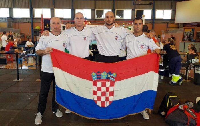MUP: Hrvatski policajci osvojili tri medalje na Europskim igrama