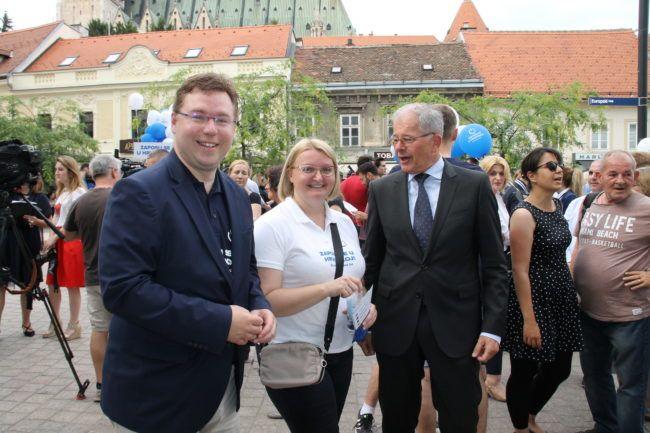 Pavić spreman nastaviti razgovor sa sindikatima o mirovinskoj reformi