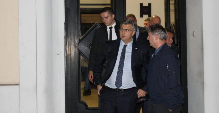 Premijer Andrej Plenković: DORH je neovisan, kad ocijeni da je potrebno dat će svoju verziju