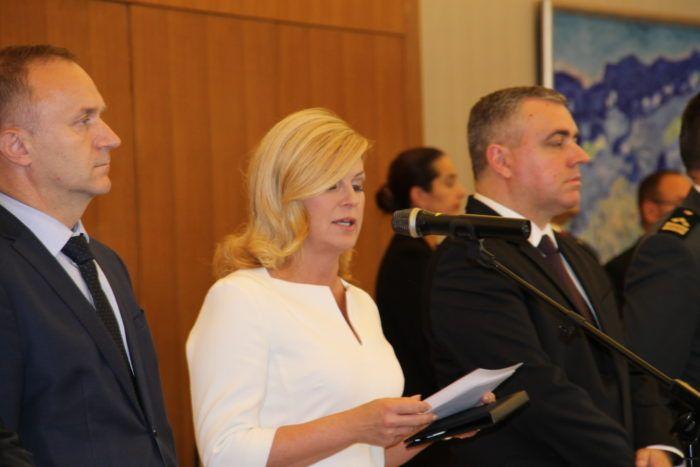 Promicanja pripadnica i pripadnika OS RH u prigodi Dana neovisnosti