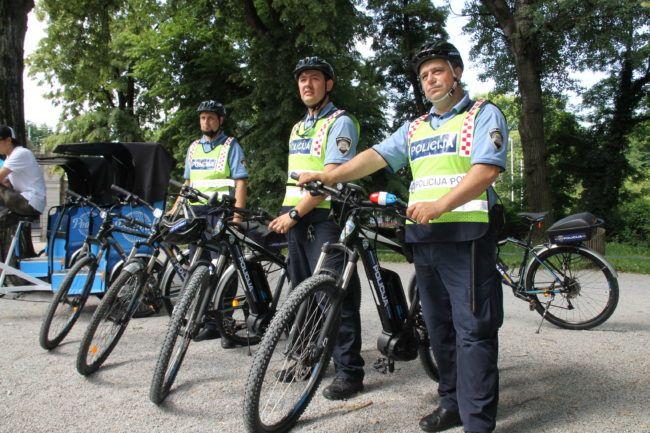 Policija: Roditelji ne puštajte djecu bicikliste u promet bez pratnje