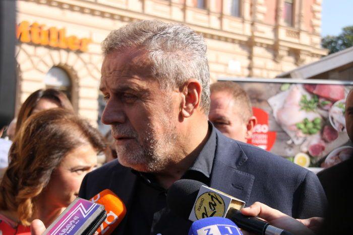 Zagrebački šef Bandić ironično: Zbog prijetnje Darinka Kosora odustao sam od participacije u Vladi