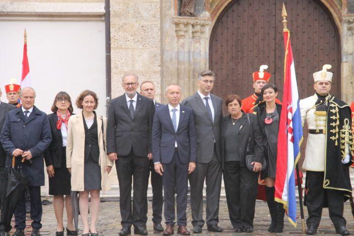 Ministar Krstičević: Zadaća svih je jačati ekonomiju i identitet hrvatske države