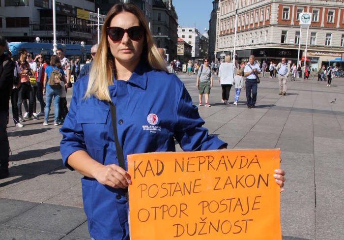 Sindikat Istre, Kvarnera i Dalmacije: Osuđujemo sve one koji odgovornost za budućnost Uljanika žele prebaciti na radnike