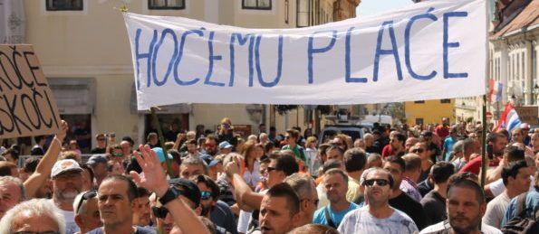Štrajk u Uljaniku: radnici traže da i kooperanti prestanu raditi