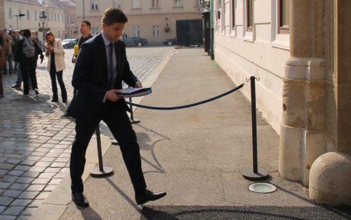 Ministar financija Zdravko Marić: Nisam upoznat sa situacijom oko objave novih mailova o grupi Borg