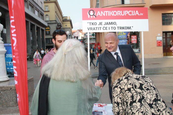 Sudac Trgovačkog suda Mislav Kolakušić: uključenje građana u civilno društvo je jednako bitno kao i izlazak na izbore