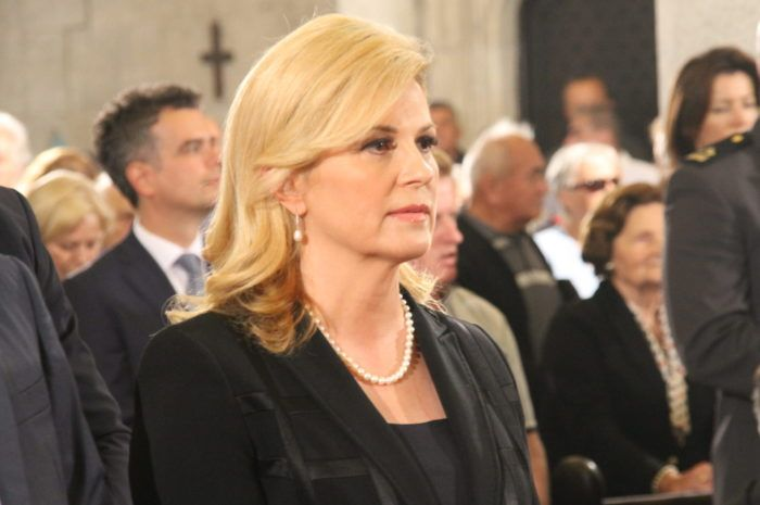 Predsjednica Grabar-Kitarović: Zabrinuta sam zbog radnika Uljanika; kasno saznajemo o takvim strukturnim problemima