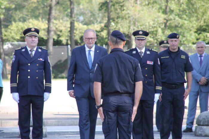Ministar unutarnjih poslova Božinović: Na granici ima dovoljno policije