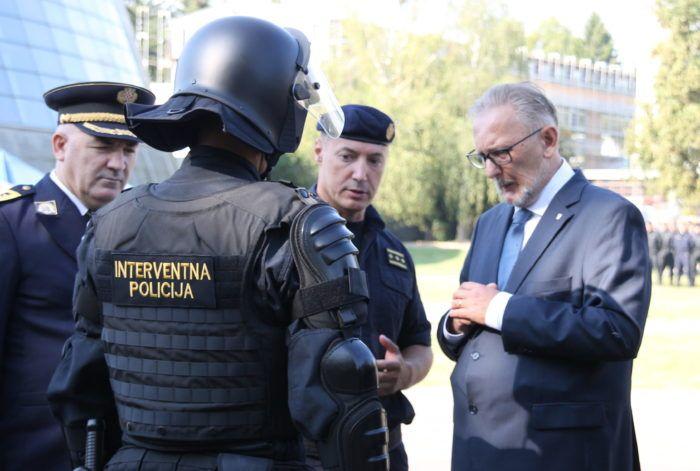 Ministar unutarnjih poslova Božinović: Hrvatska policija nema potrebe ulaziti u BiH