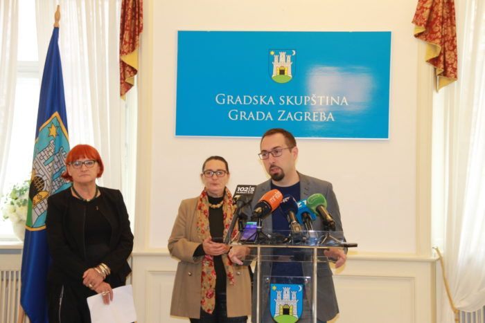 Gradski zastupnik Tomašević: Skupština gubi svoju autonomiju izmjenom statuta i njen rad će kontrolirati gradonačelnik Bandić