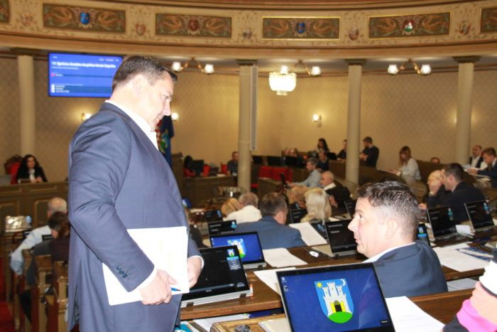 Gradska skupština prihvatila rebalans proračuna