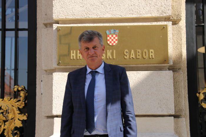 Sabor o povjerenju ministru zdravstva Kujundžiću