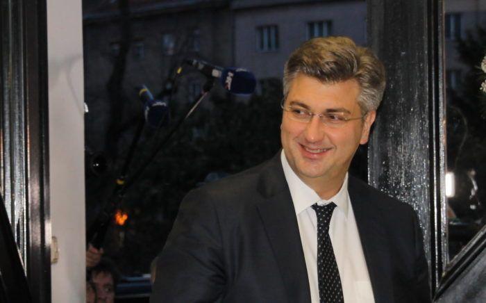 Premijer i šef HDZ-a Plenković uvjeren da afera oko Milijana Brkića ne šteti ugledu stranke