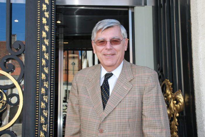 """""""HRVATSKI VITEZ"""" Potpredsjednik Sabora akademik Željko Reiner primio drugo po redu najviše talijansko odlikovanje"""