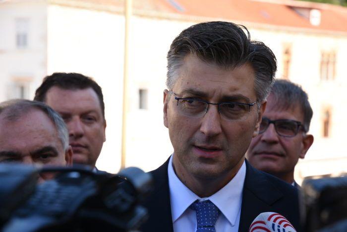 Plenković: Na izbore za Europski parlament HDZ će, najvjerojatnije, samostalno