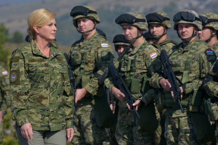 Izlazak oružanih snaga