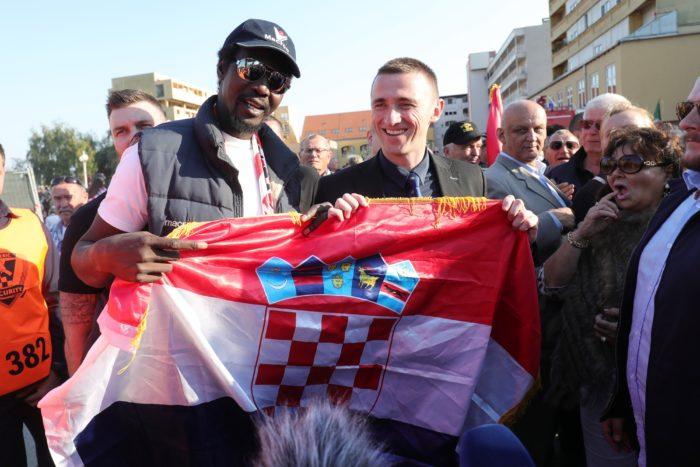 Počeo prosvjedni skup u Vukovaru