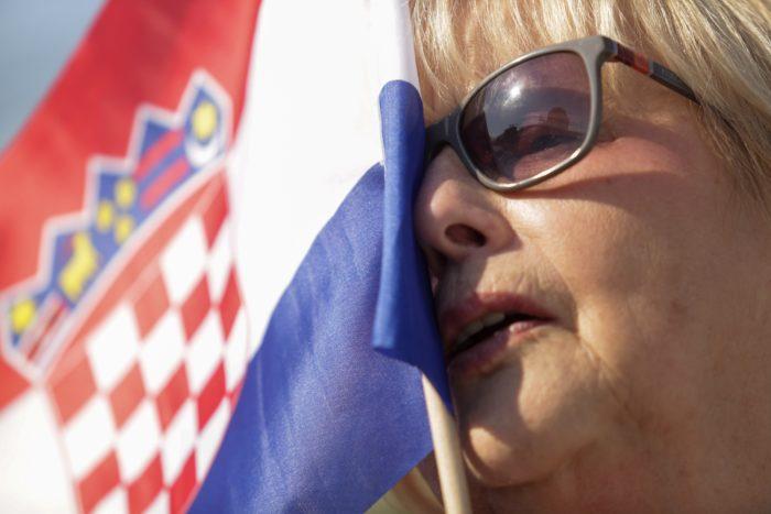 Potresna svjedočenja iznesena na prosvjednom skupu u Vukovaru