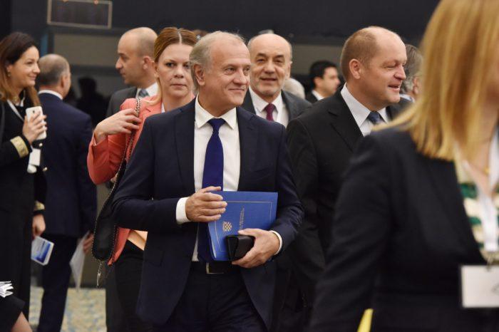 """""""Antikorupcijska konferencija Vijeća Europe otvorena u Šibeniku"""" Bošnjaković: Korupcija dovodi u pitanje vjerodostojnost vlasti i gospodarski napredak"""