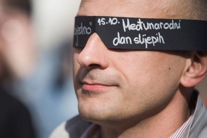 Savez slijepih: Obrazovanje osoba s invaliditetom u Hrvatskoj se mora bolje organizirati