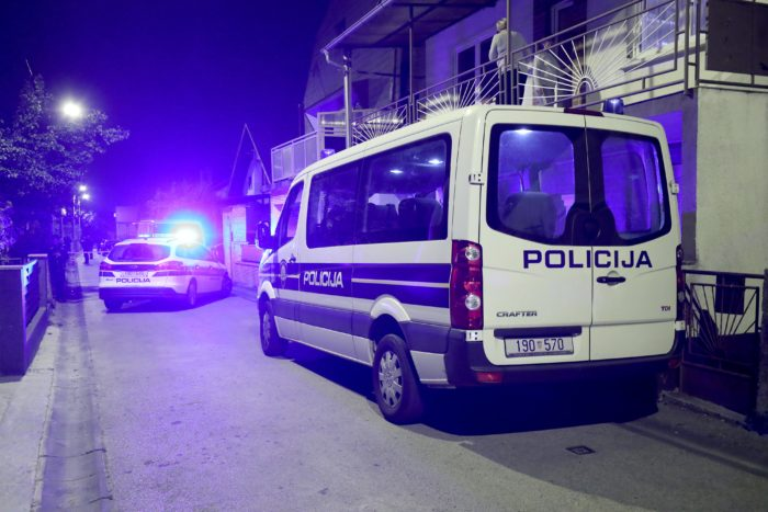 Pucnjava u zagrebačkoj Dubravi, privedeno šest osoba