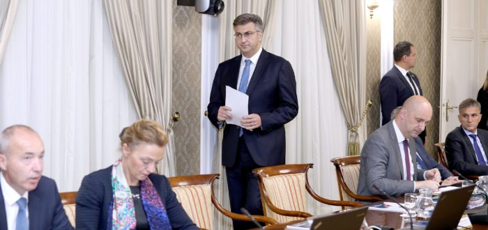 Premijer Andrej Plenković: Čini se da nije prikupljen dovoljan broj potpisa, zainteresiranima uvid u neispravne potpise