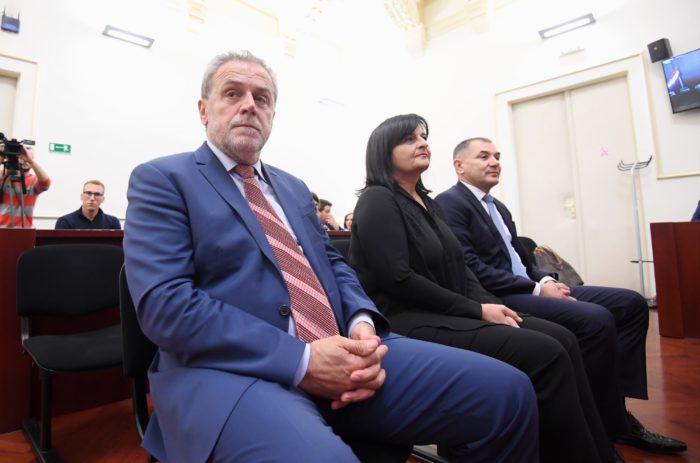 Zagrebački šef Bandić i njegovi suoptuženici Ivica Lovrić i Zdenka Palac oslobođeni u aferi štandovi